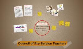 Council of Pre-Service Teachers
