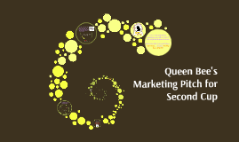 Queen Bee's Marketing Pitch for Second Cup