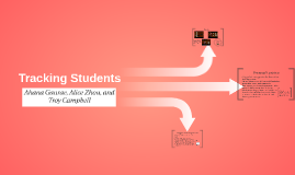Tracking Students