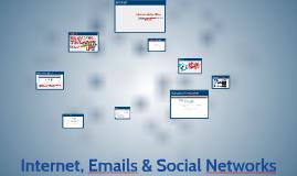 Internet, Email e Social Networks