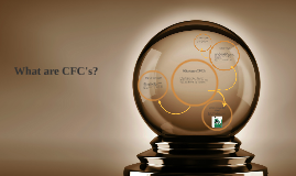 What are CFC's?