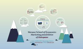 Copy of Zakopane - Marketing of Places