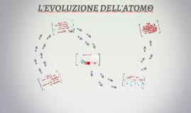 L'EVOLUZIONE DELL'ATOMO