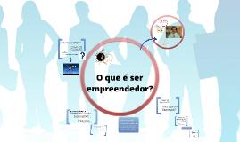 Empreendedorismo - O Conceito de Empreendedorismo