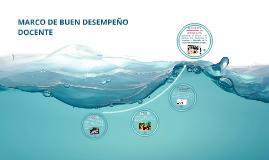 Copy of MARCO DE BUEN DESEMPEÑO DOCENTE