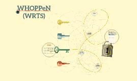 WHOPPeN met WRTS