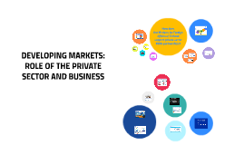 Copy of Developing markets: role of private sector and business