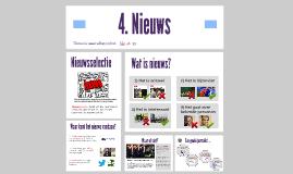 H5.4. Nieuws