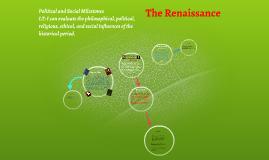 Political and Social Milestones