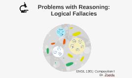 ENGL1301:LogicalFallacies