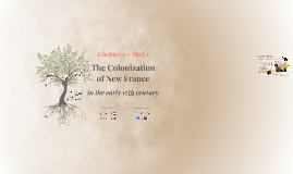 The Colonization of New France