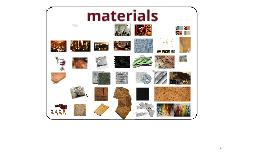 Materials Restaurant Design