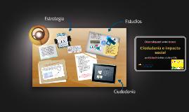 Copy of Ciudadanía e impacto social