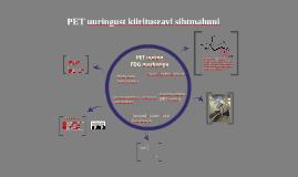 PET uuring ja kontureerimine
