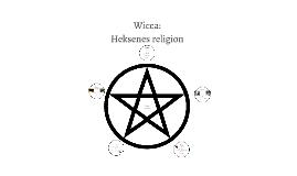 Wicca:
