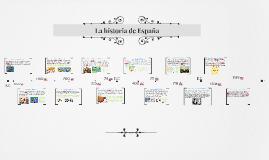 La historia de Espana