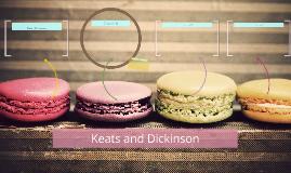 Keats and Dickinson