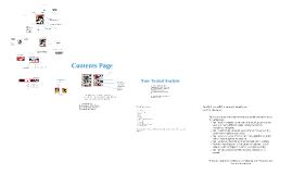 Textual Analysis - Magazines - Media Productionn