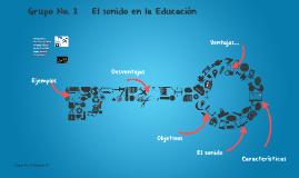 La Utilización del Sonido en Educación
