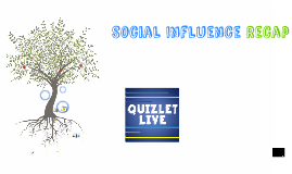 Social Influence Revision