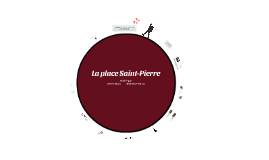 La place Saint-Pierre Boujmad Yousra-Afkir Chada