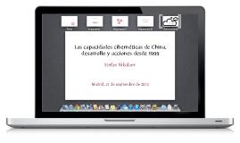 Las capacidades cibernéticas de China, desarrollo y acciones desde 1999