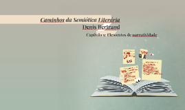 Caminhos da Semiótica Literária