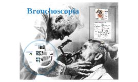Bronchoscopia gyakorlati megközelítése