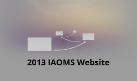 2013 IAOMS Website