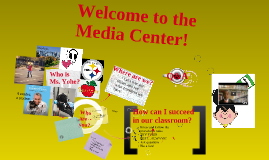 Media Center First Day