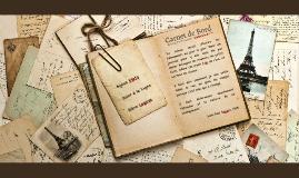 Copy of Carnet de Bord