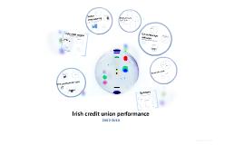 Performance of Irish credit unions 2002-2010