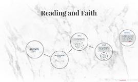 Reading and Faith