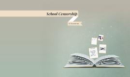 School Censorship