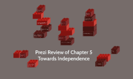 True False Review of Chapter 5 Towards Independence
