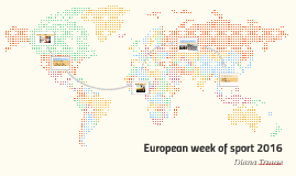 тEuropean week of sport 2016