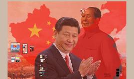 La Chine depuis 1949