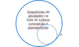 Sequencias de atividade