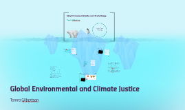 Global Environmental Justice and Climate Change