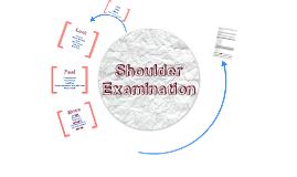 Shoulder Examination