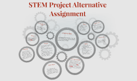 STEM Project Alternative Assignment