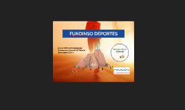 FUNDINSO DEPORTES