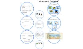 A Nature Journal: