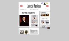 Mr.Mondesir's James Madison