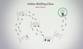 Online Walking Class