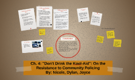 "Ch. 4: ""Don't Drink the Kool-Aid"": On the resistance to Comm"