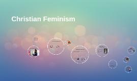 Christian Feminism