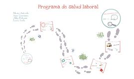 Programa de actividad física y hábitos saludables para mejorar la calidad de vida de los trabajadores de una empresa
