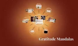 Gratitude Mandalas