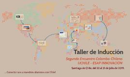 Taller de Inducción Chile